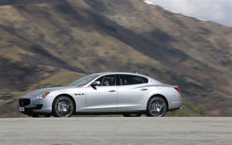 maserati quattroporte 2014 2014 maserati quattroporte s q4 first drive motor trend