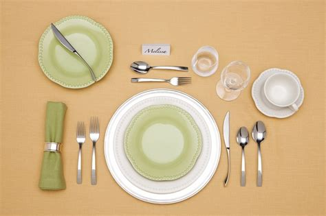 set table set the stage basic table setting