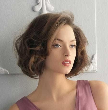 haircuts for thick voluminous hair 20 inspirations of short haircuts for voluminous hair