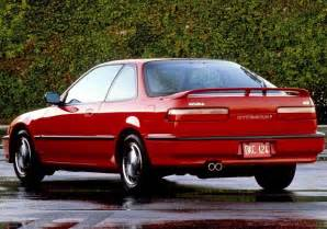 sport cars 1990 acura integra car