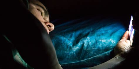 blue light before bed reading on a screen before bed might be killing you