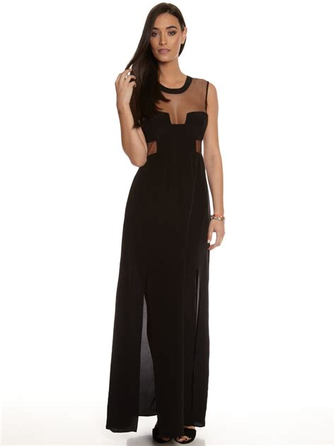 Maxi Dressers by Details Of Shopping For A Black Maxi Dress Iris Gown