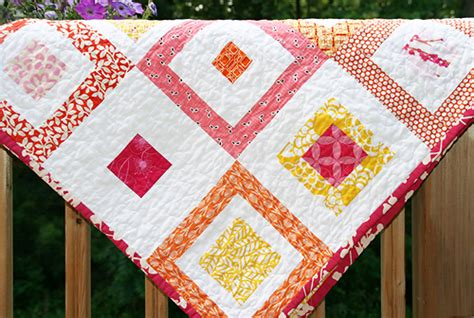 Quilt Designs Using Squares by Quilt Patterns Using Squares 171 Free Patterns