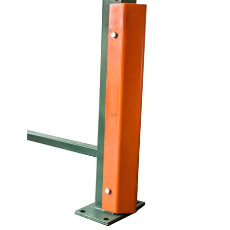 Rack Guard by Column Guards Uprights For Pallet Rack Protection Qmh