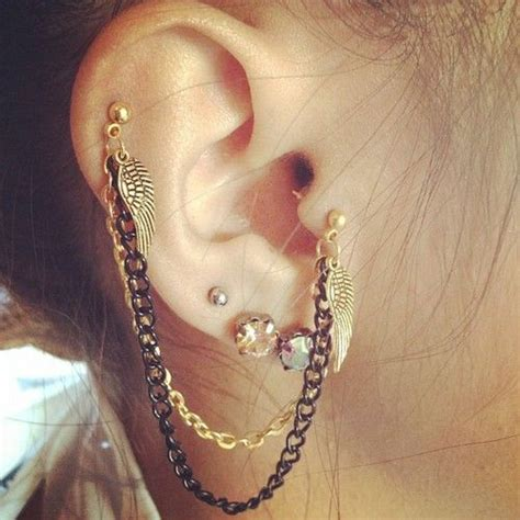 ear types ear piercings types pictures di candia fashion