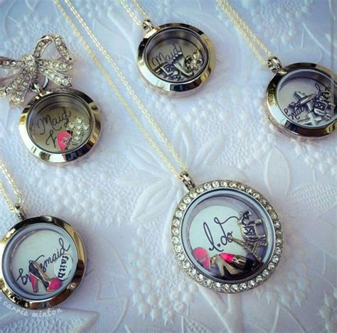 Origami Owl Collection - origami owl bridal collection www charminglocketsbyaline