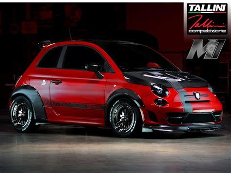 Pionix M 500 1 fiat 500 m1 turbo tallini competizione
