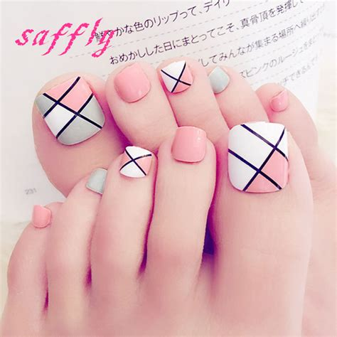 fashion colors for 2014 toenails aliexpress com buy free shipping summer beautiful varied