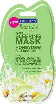 Freeman Mask Hydrating Honeydew And Chamomile Overnight Mask freeman feeling beautiful honeydew chamomile sleeping mask reviews photos ingredients