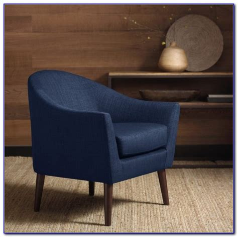 navy blue pattern accent chair navy blue accent chair uk chairs home design ideas