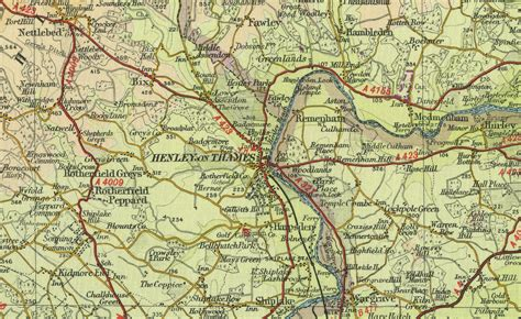 henley on thames river map river thames oxfordshire map driverlayer search engine