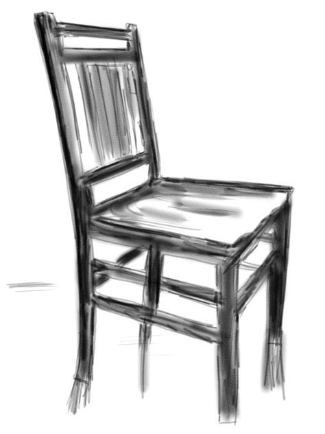 Sketch Chair by Still 171 Thousand Sketches