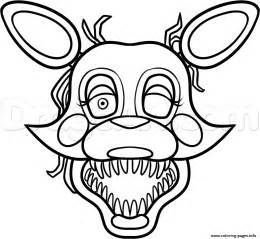 Superb Coloring Book For Kids Part - 5: 1477421525mangle-from-five-nights-at-freddys-2-fnaf.png
