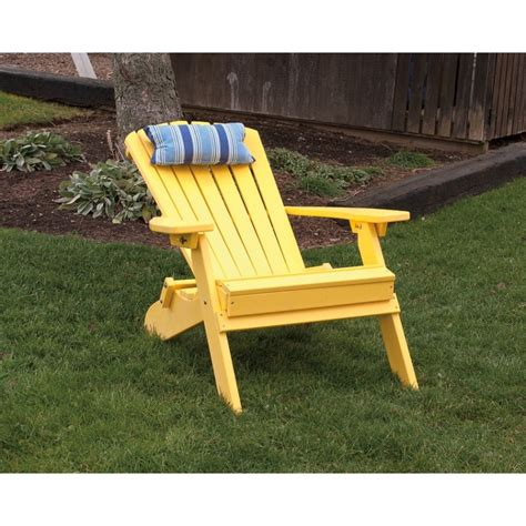 reclining adirondack chair poly folding reclining adirondack chair