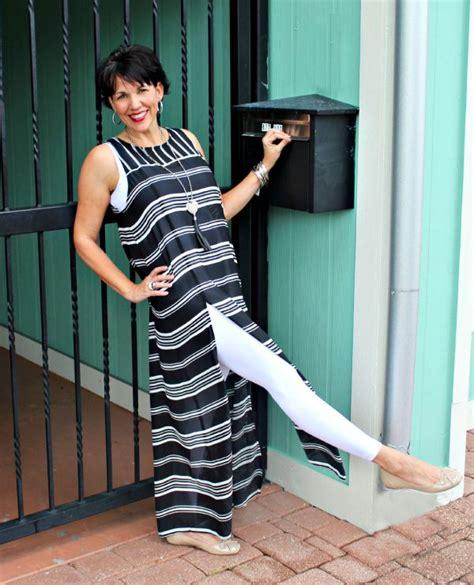 can older women wear barrets white leggings the right way to wear them fabulous