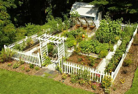 Vegetable Garden Pictures Vegetable Garden Things