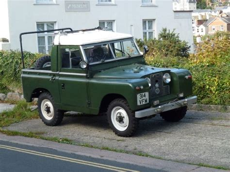 classic and vintage cars 1960 s land rover