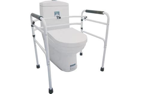 toilette mit bd toilettenst 252 tzgestell 68x56x68 aufstehhilfe toilettenhilfe