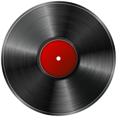 De Records Vinyl Record Isolated Free Stock Photo Domain