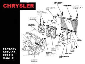 chrysler voyager workshop manual