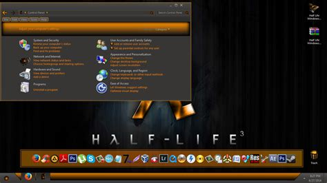 games themes for windows half life windows 7 theme extras page 2