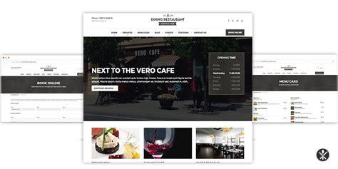 wordpress layout kaufen die besten wordpress themes f 252 r restaurants 30 perfekte