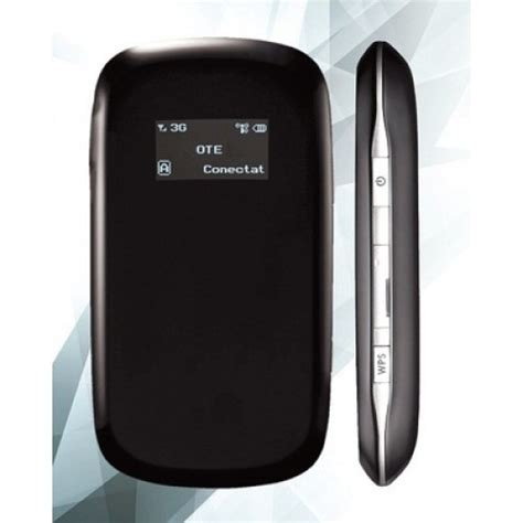 Wifi Zte Mf60 modem 3g router wifi zte mf60 mobile hotspot decodat compatibil orice retea