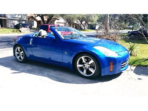 Nissan For Sale By Owner by 2006 Nissan 350z For Sale By Owner In San Antonio Tx 78251