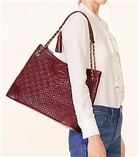 Tas Burch Tb Fleming Open Shoulder Original 2 the fleming collection designer handbags burch
