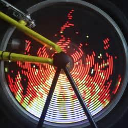 mountainbike mit beleuchtung 128 leds bike fahrrad reifen rad wasserdicht radfahren