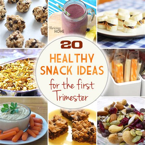 snack ideas 20 healthy snack ideas for the trimester thriving home