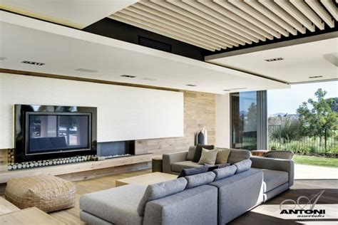 dream living rooms modern house pearl valley 334 a modern residence for a young family by
