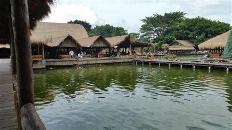 Pancing Surabaya kung laut resto aneka masakan laut dan kolam pancing