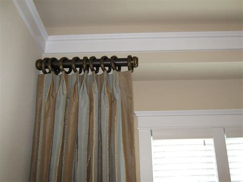 curtain rods traverse decorative traverse curtain rods with pull cord curtain