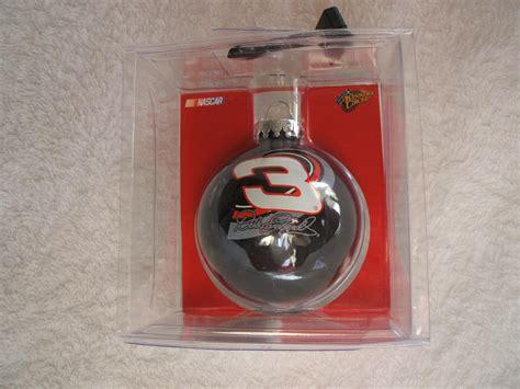 dale earnhardt sr christmas glass ball ornaments dale earnhardt 3 tree glass ornament