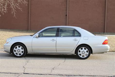 2003 lexus ls430 price picture of 2003 lexus ls 430 base exterior