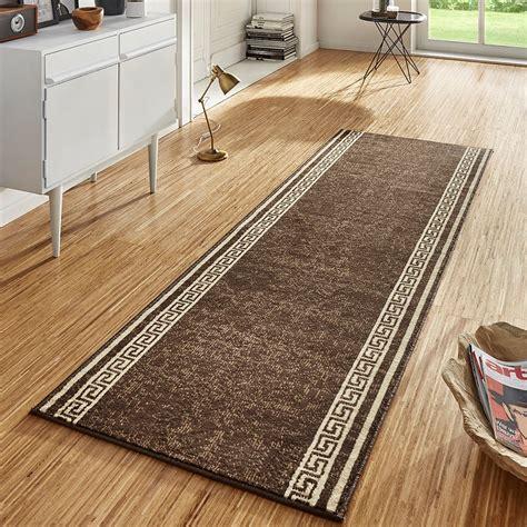 flur teppich läufer design velours teppichl 228 ufer br 252 cke teppich diele flur