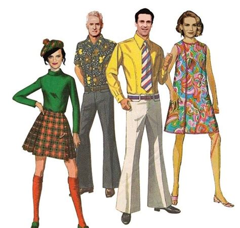 60er Mode Herren by 60s Fashion For Www Pixshark Images Galleries