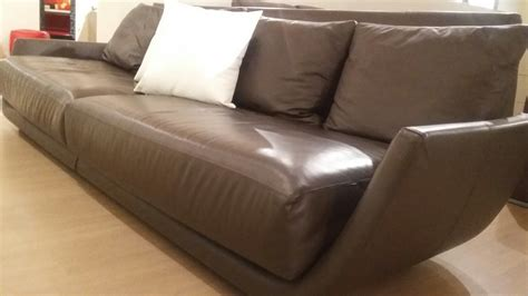 divani in vera pelle divano design in vera pelle desir 233 e gruppo euromobil