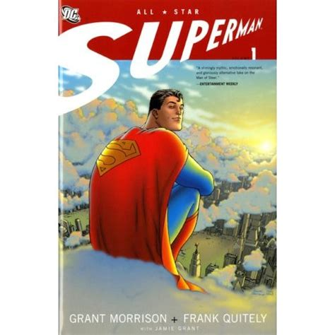 libro trinity hc vol 1 all star superman volume 1 hardcover hc graphic novel grant morrison dc comics