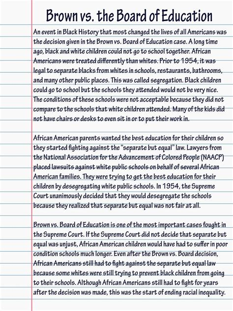 Black History Essays by Black History Month Essay Black History Month Essay Noah Sheldon S Essay 3rd Place Pdf