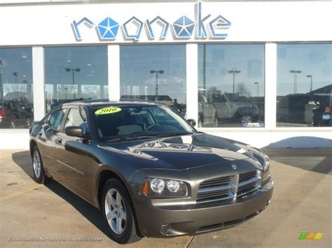 2010 charger se 2010 dodge charger se in titanium metallic 185863