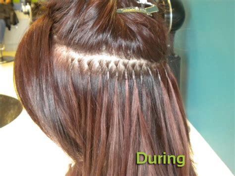hair extension image gallery extensions