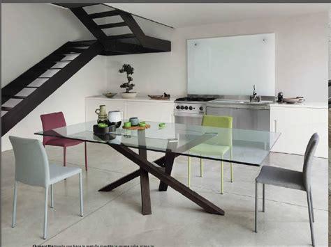 sedie per tavolo cristallo tavolo rettangolare in cristallo con sedie duylinh for