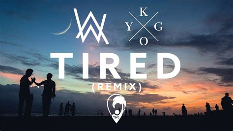 alan walker kygo tired alan walker ft gavin james tired kygo remix lyric