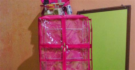 Rak Jilbab Gantung Hjo 6 Susun jual berbagai rak gantung rak hanging gantung jilbab