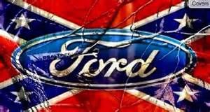 ford rebel flag bit of camo yuh buddy