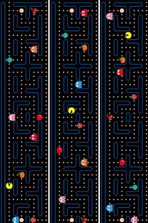Pac Man Wall Stickers official pac man wall stickers border giant wall