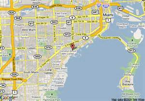 map coconut grove florida map of residence inn by marriott coconut grove miami