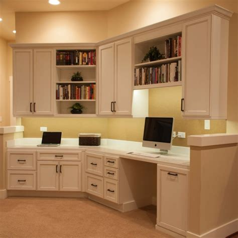design home office using kitchen cabinets home office cabinet home design